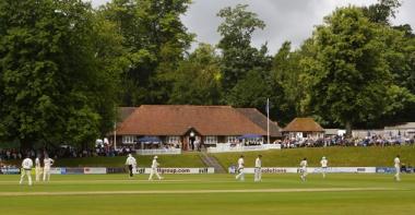 Cricket - Liverpool Victoria County Championship - Sussex v Hampshire - Arundel Castle Cricket Club